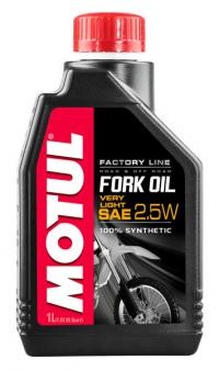 Вилочное масло Motul Fork Oil FL Very Light 2,5W 1л