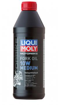LIQUI MOLY Motorbike Fork Oil Medium 10W 1л
