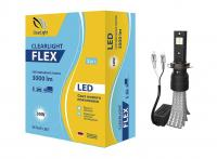 Лампа LED Clearlight Flex H4 3000 Lm (2шт)