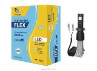 Лампа LED Clearlight Flex H8/H9/H11 3000 Lm (2шт)