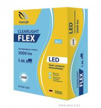 Лампа LED Clearlight Flex HB3 3000 Lm (2шт)