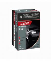 Лампа LED Omegalight Aero H8/H9/H11 3000lm