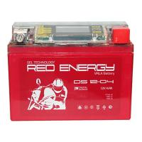 АКБ Мото Red Energy nano gel 12В 4А/ч о.п. ток 60 114x70x87 DS 12-04